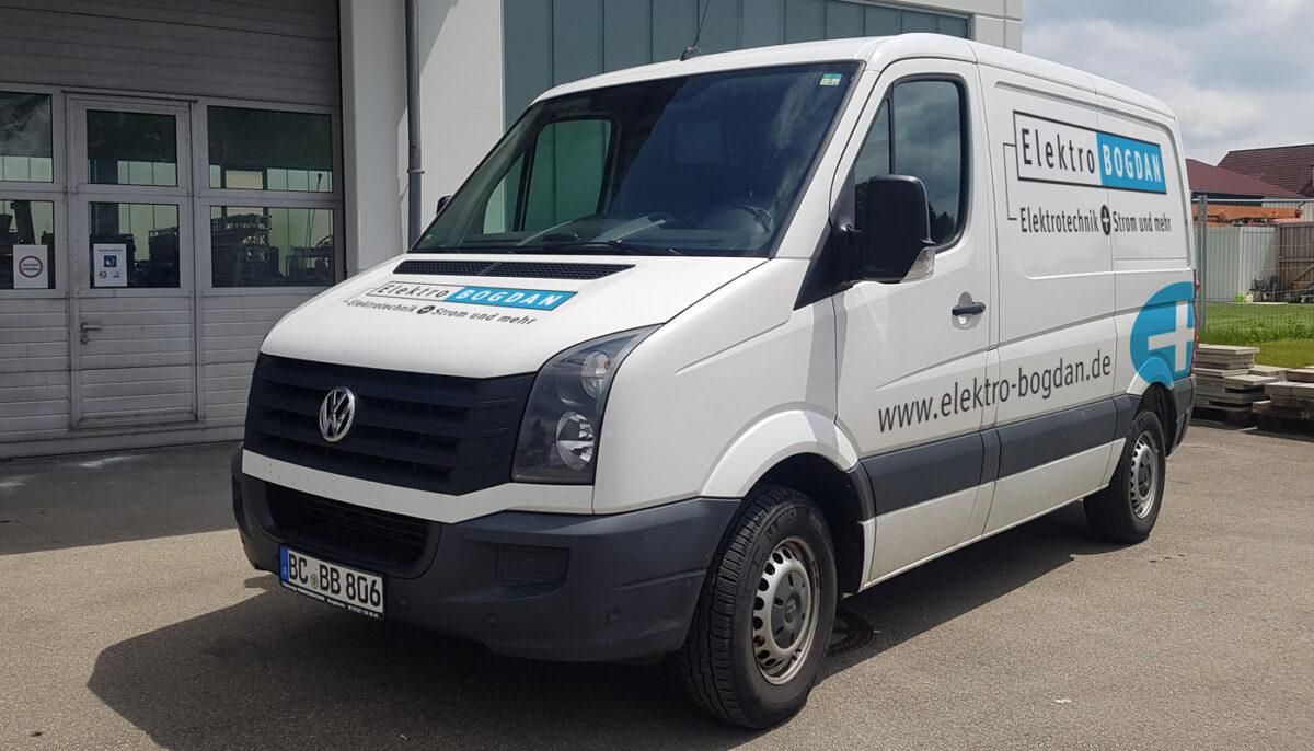 Kundendienst von Elektro Bogdan